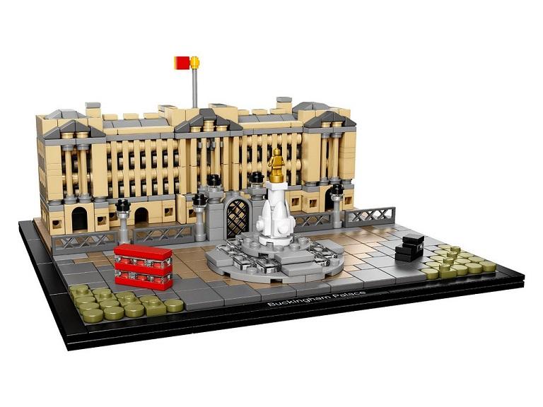LEGO - Buckinghamský Palác
