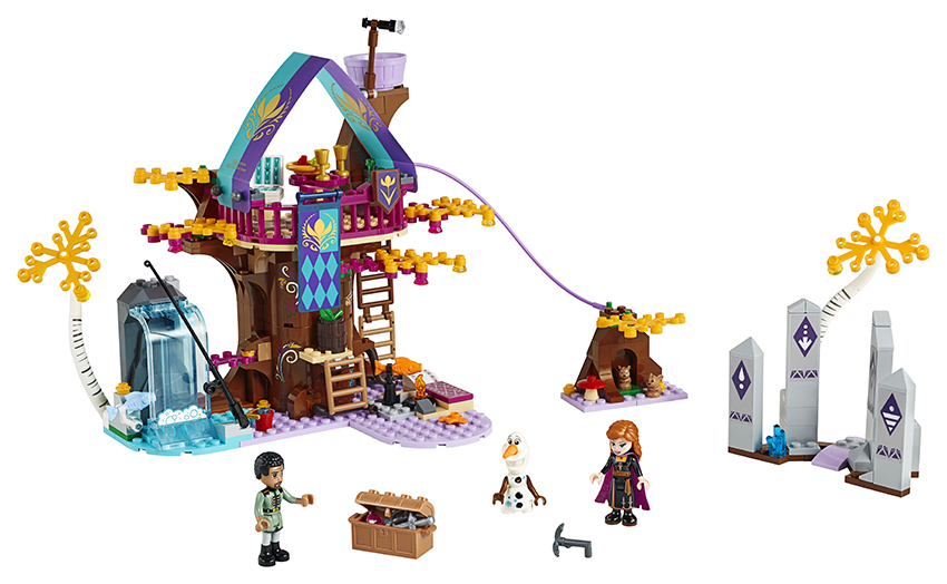 LEGO - Kouzelný Domek Na Stromě