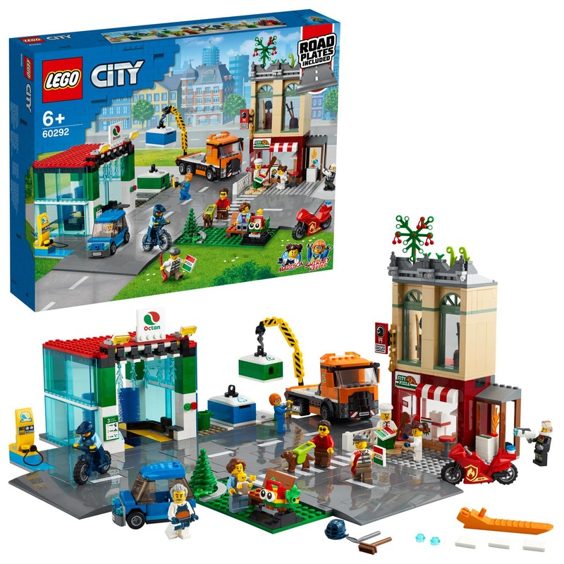 LEGO - Centrum města