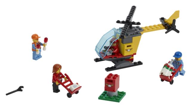 LEGO - City 60100 Letiště Startovací sada