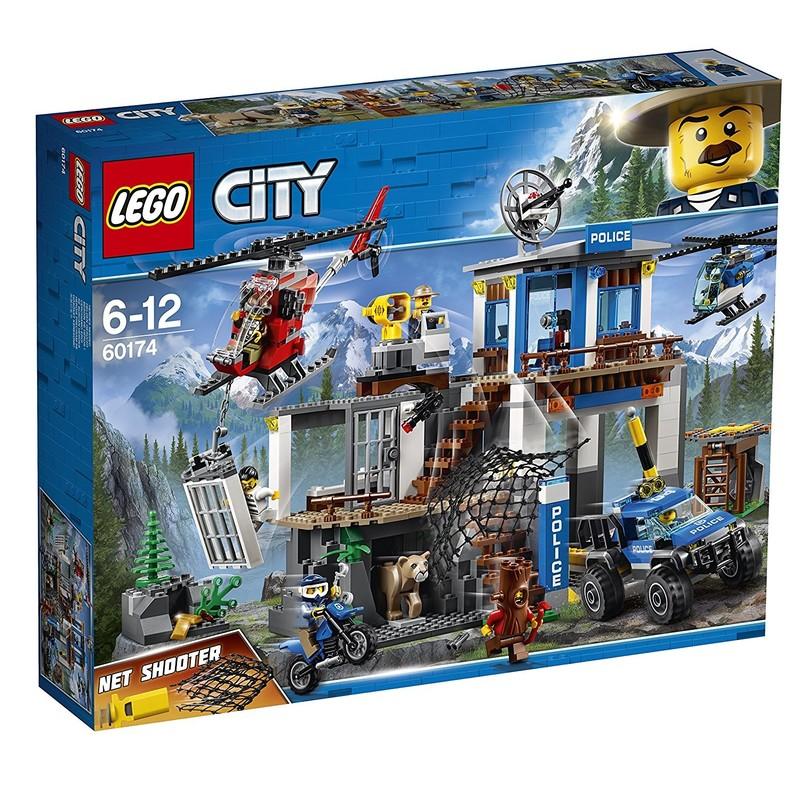 LEGO - City 60174 Horská policejní stanice