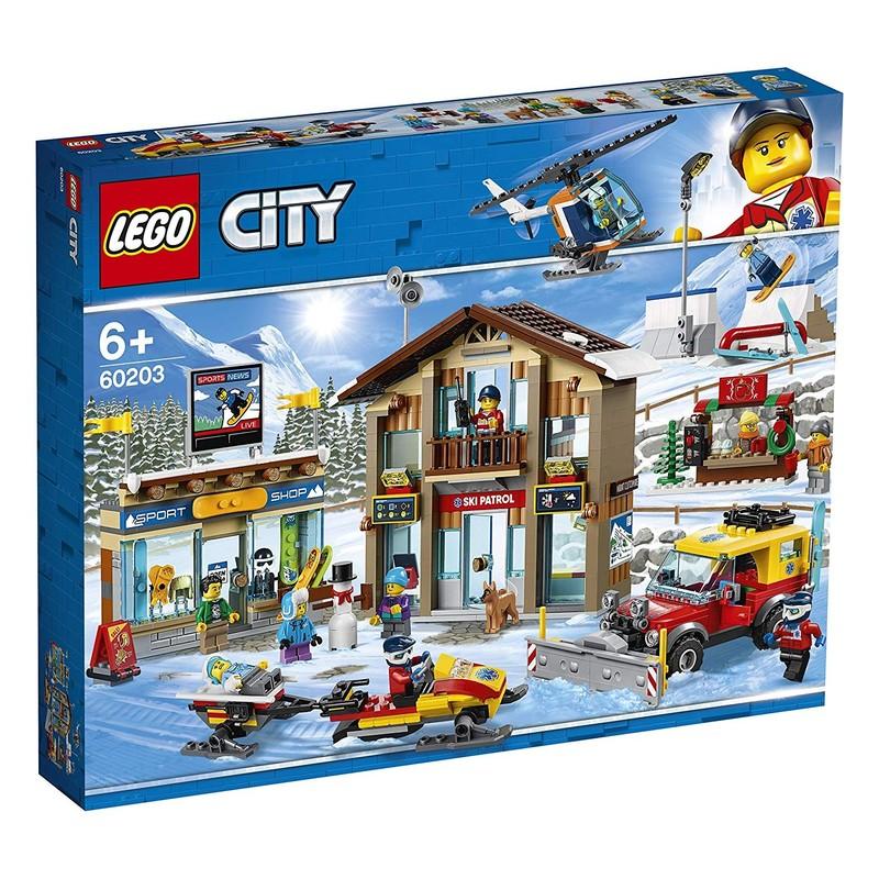 LEGO - City 60203 Lyžařské středisko