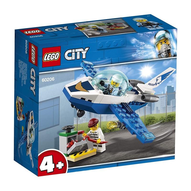 LEGO - City 60206 Letecká policejní hlídka