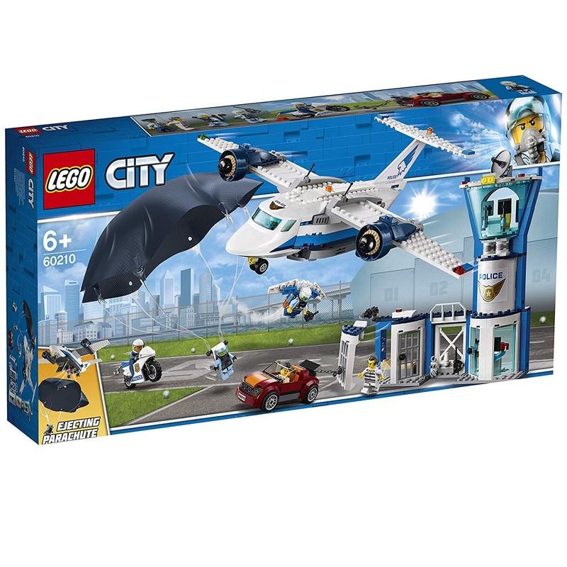 LEGO - City 60210 Základna letecké policie