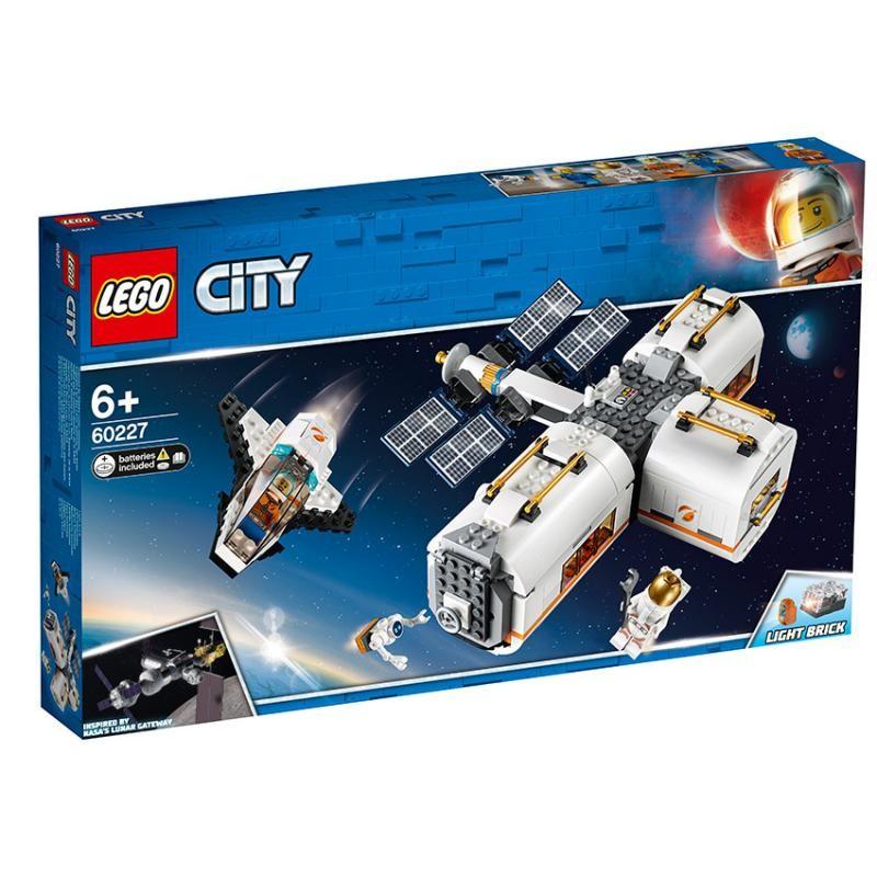 LEGO - City 60227 Lunární vesmírná stanice