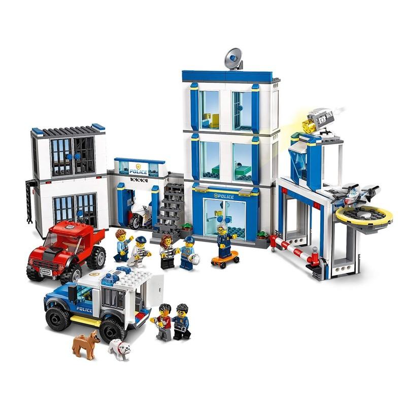 LEGO - City 60246 Policejní stanice