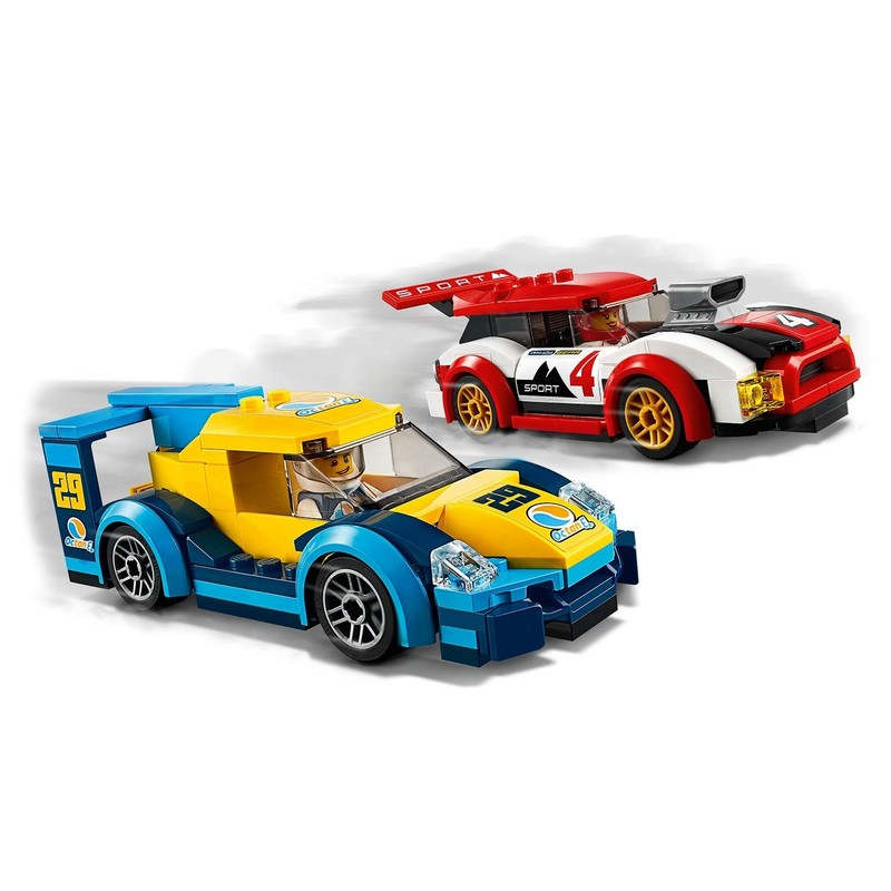 LEGO - City 60256 Závodní auta