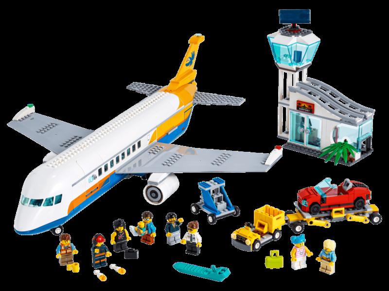 LEGO - City 60262 Osobní letadlo