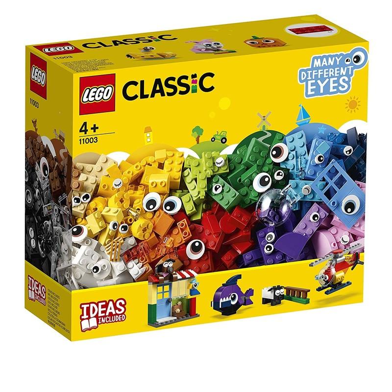 LEGO - Classic 11003 Kostky a oči