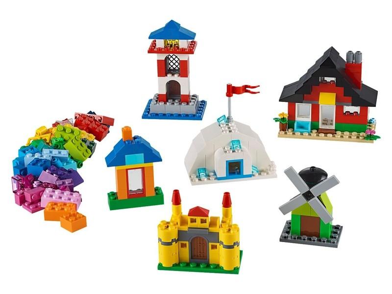 LEGO - Classic 11008 Kostky a domky