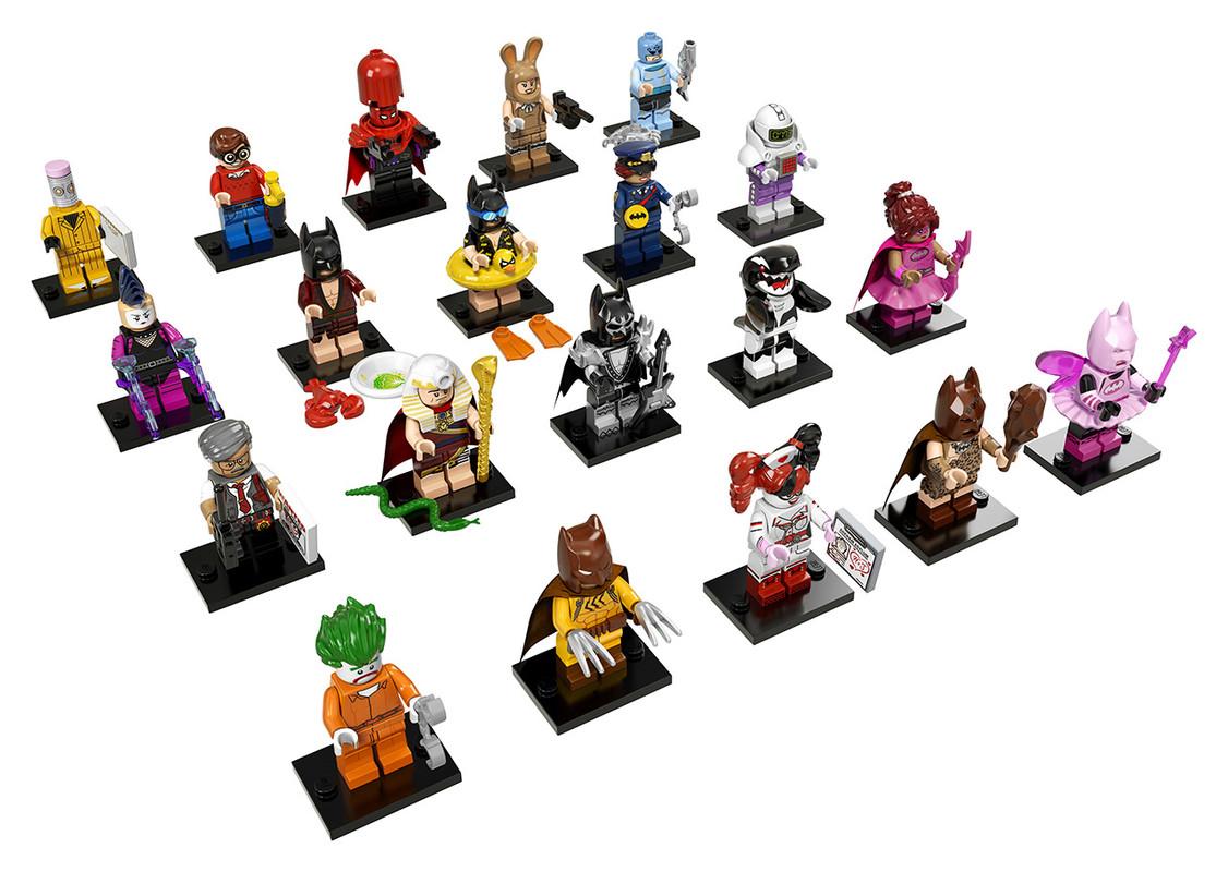LEGO - Lego Minifigurky Batman Movies 1 Serie