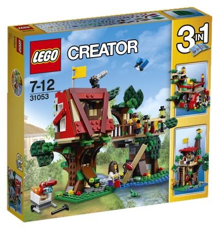 LEGO - Creator 31053 Dobrodružství v domku na stromě