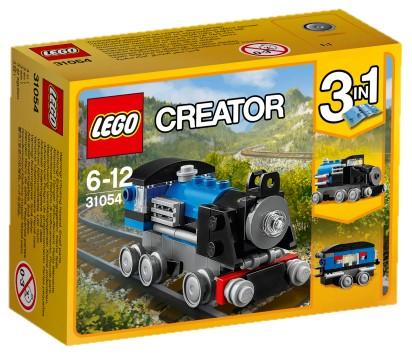 LEGO - Creator 31054 Modrý expres