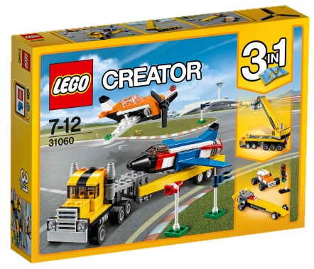 LEGO - Creator 31060 Stroje na leteckou show