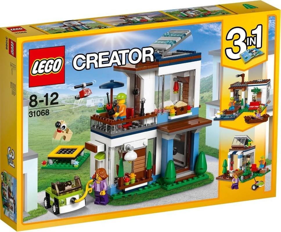 LEGO - Creator 31068 Moderní dům