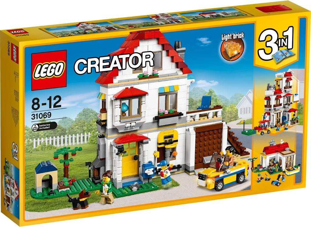 LEGO - Creator 31069 Vila