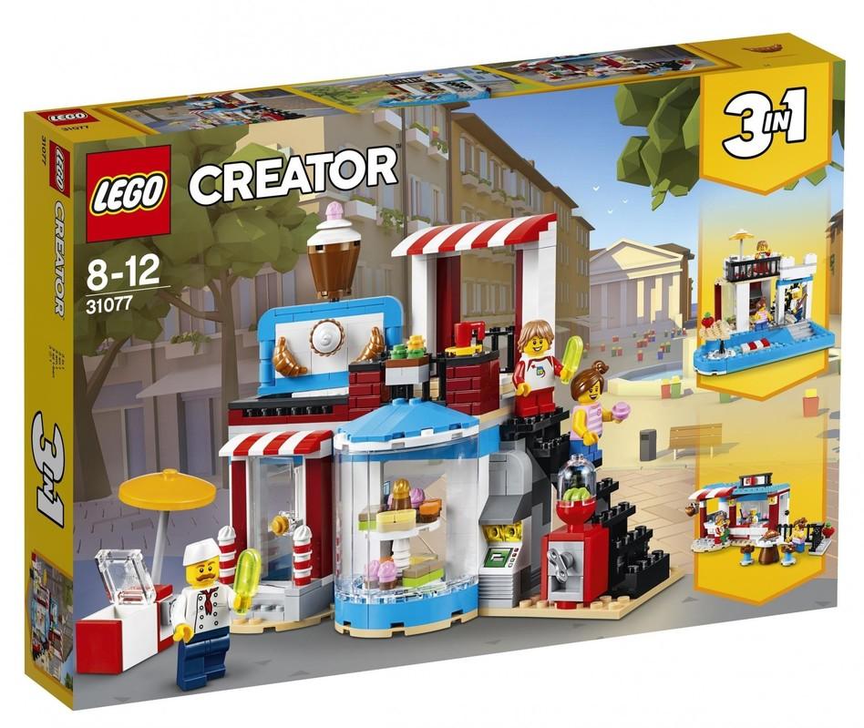 LEGO - Creator 31077 Cukrárna