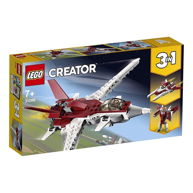 LEGO - Creator 31086 Futuristický letoun