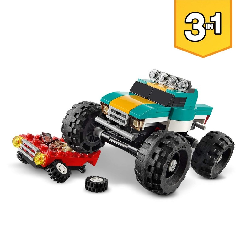 LEGO - Creator 31101 Monster Truck