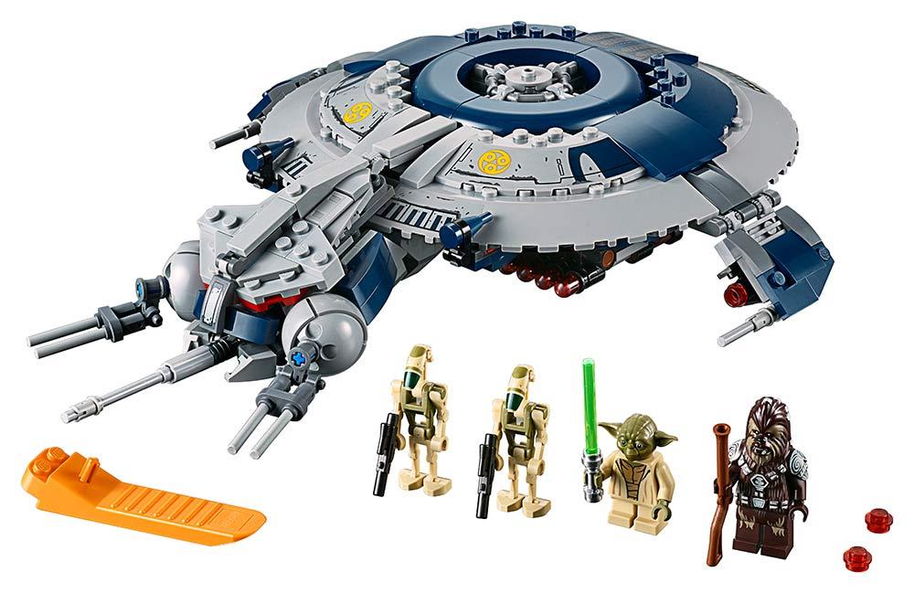 LEGO - Dělová Loď Droidů