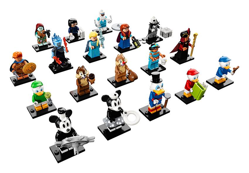 LEGO - Disney - 2. rada