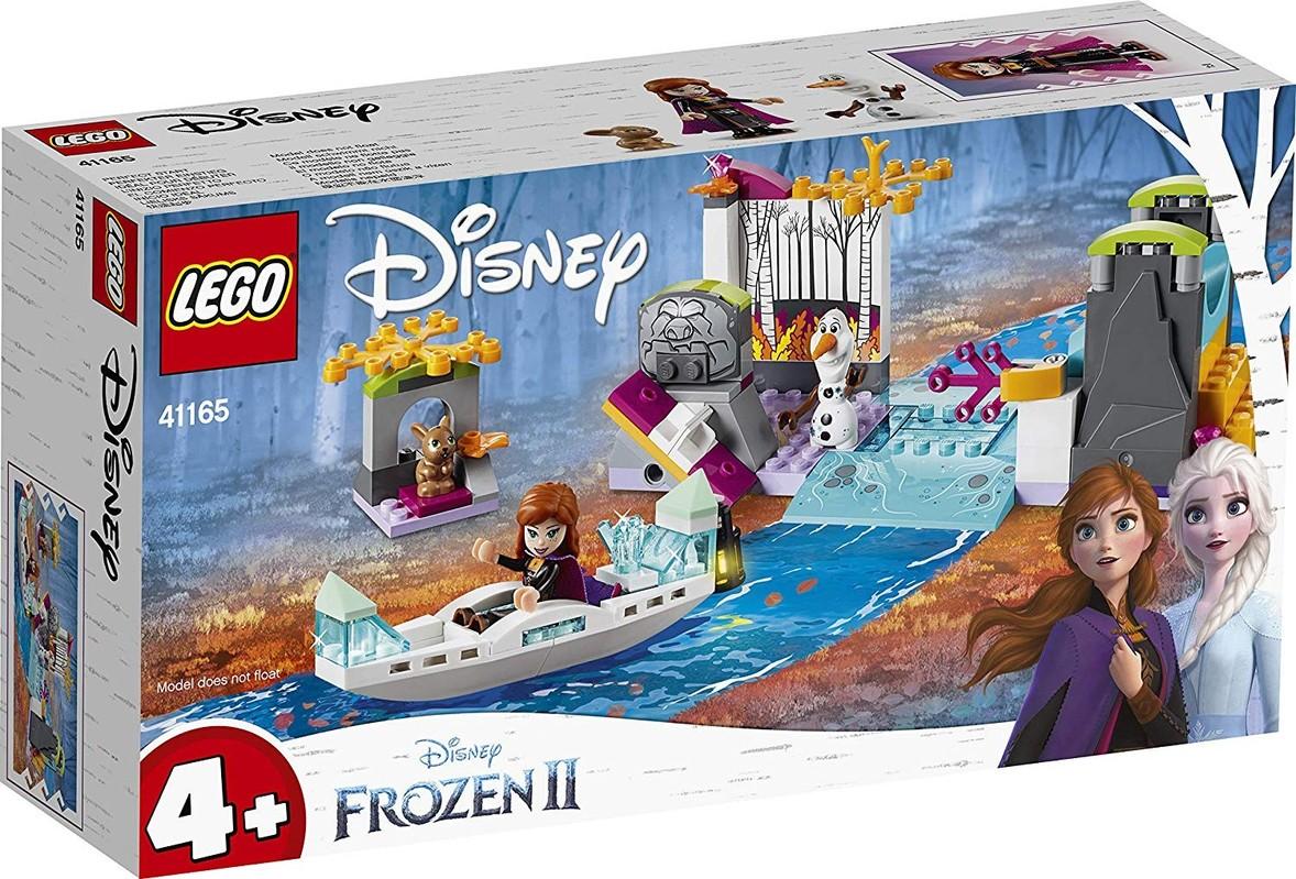 LEGO - Disney 41165 Anna a výprava na kanoi