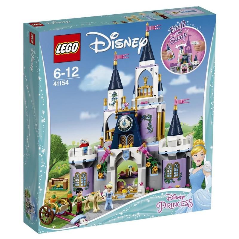 LEGO - Disney Princess 41154 Popelčin vysněný zámek