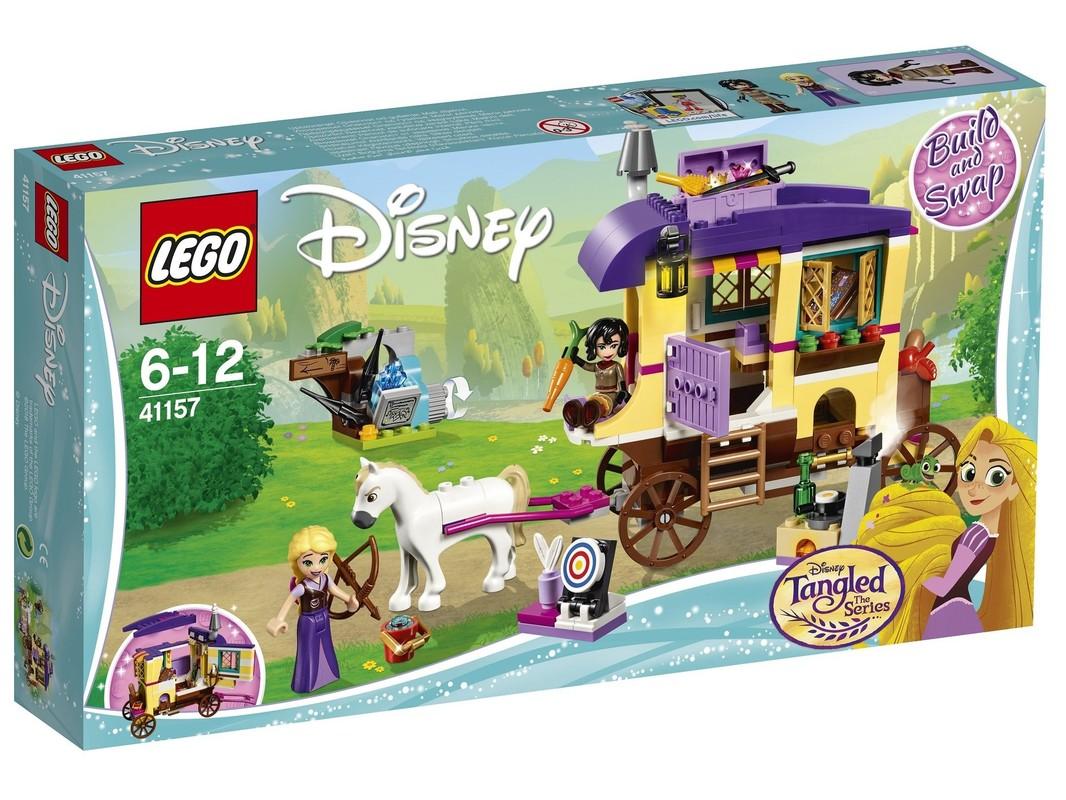 LEGO - Disney Princezna 41157 Rapunzel a její karavan