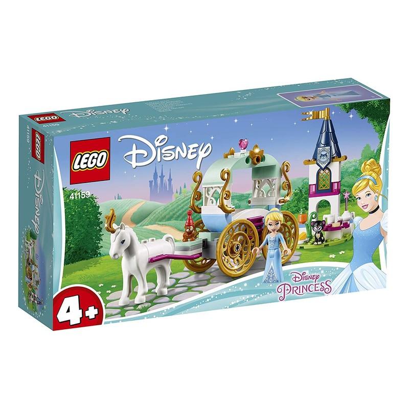 LEGO - Disney Princess 41159 Popelka a její cesta v kočáře