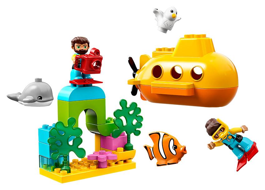 LEGO - Dobrodružství V Ponorce