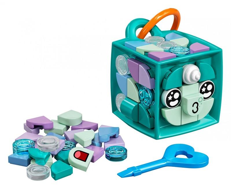 LEGO - DOTS 41928 Ozdoba na tašku - narval