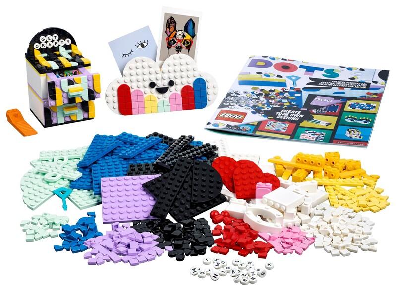 LEGO - DOTS 41938 Kreativní designérský box