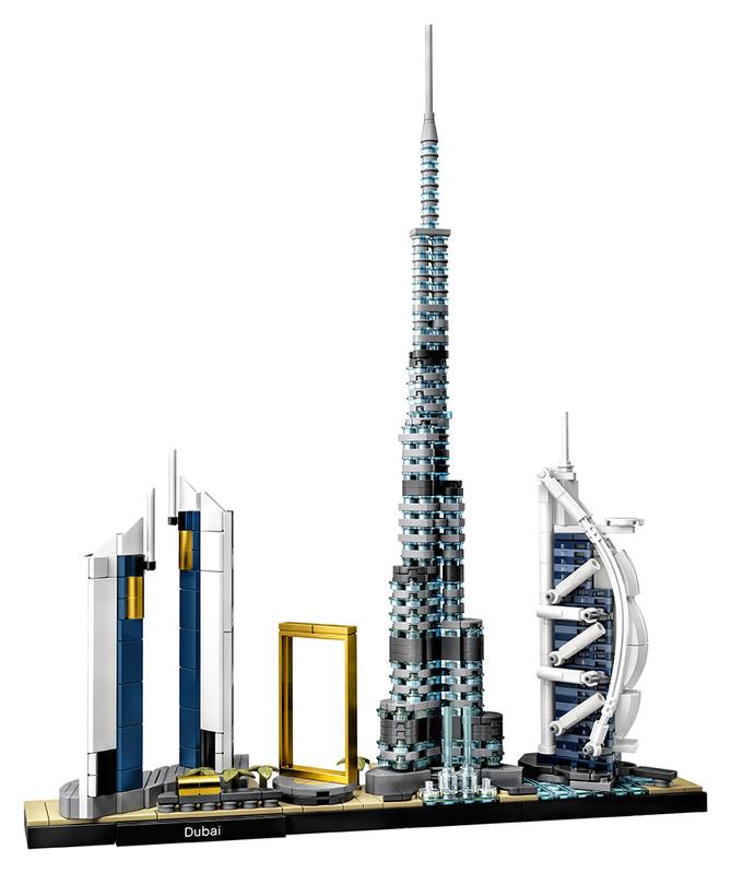 LEGO - Dubaj