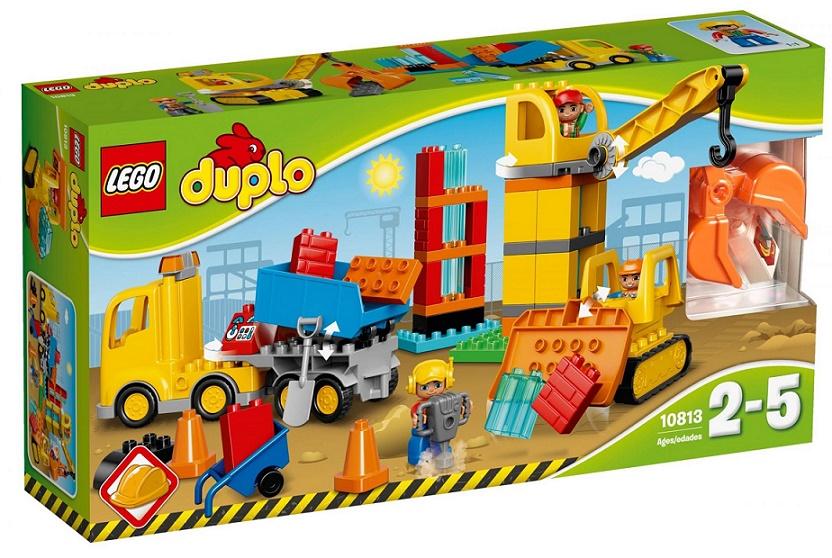 LEGO - DUPLO® 10813 Velké staveniště