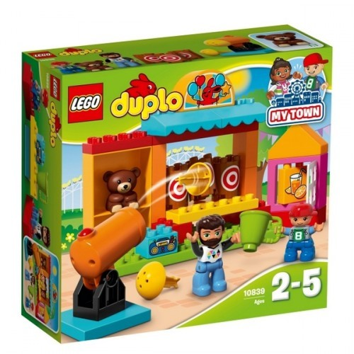 LEGO - DUPLO 10839 Střelnice