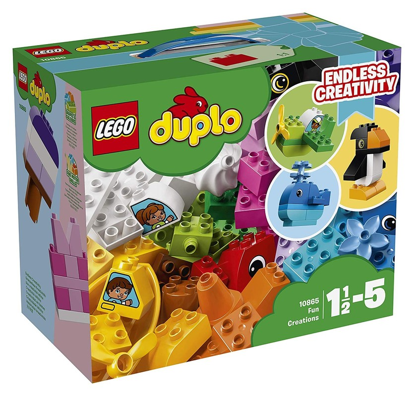 LEGO - DUPLO 10865 Zábavné modely