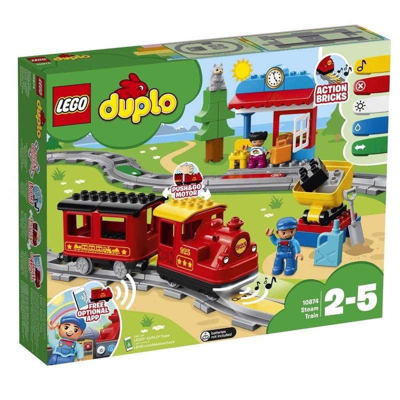 LEGO - DUPLO® 10874 Parní vlak