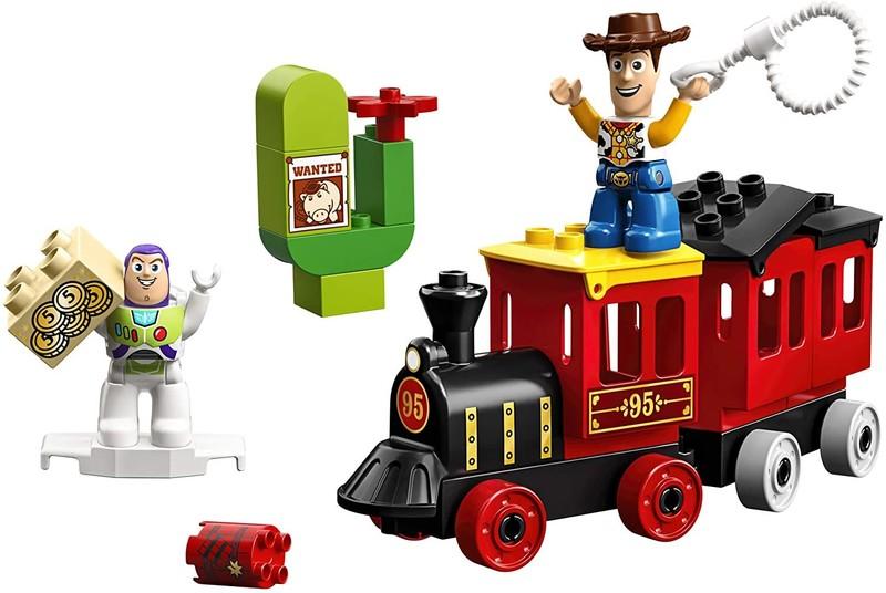 LEGO - Duplo 10894 Vláček z Toy Story