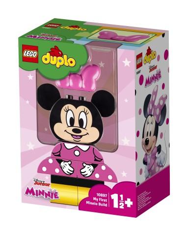 LEGO - DUPLO 10897 Moje první stavebnice Minnie
