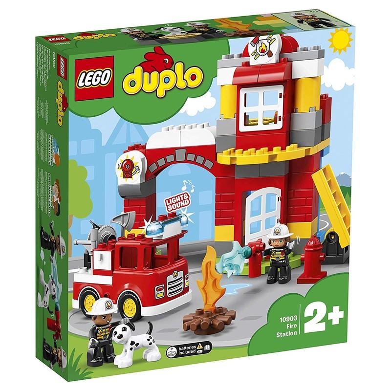 LEGO - DUPLO 10903 Hasičská stanice