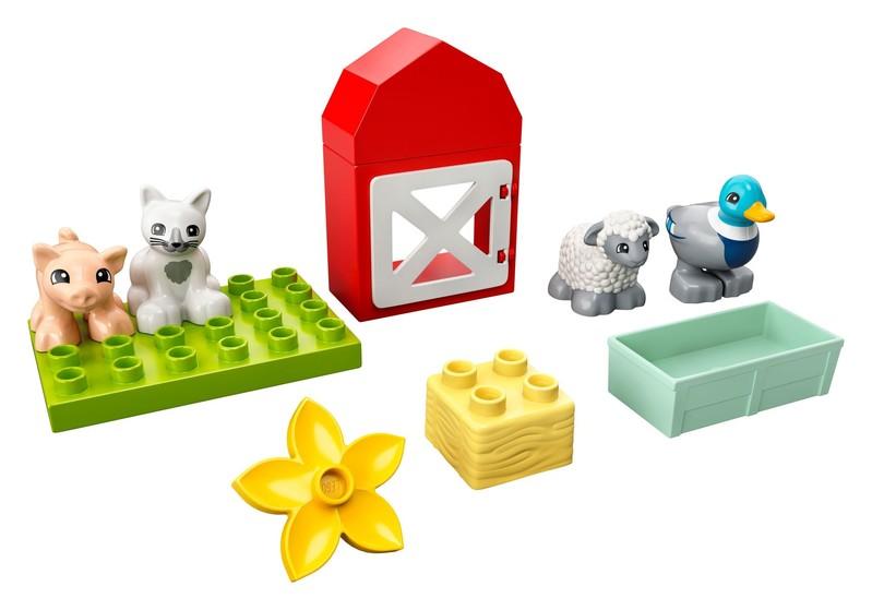 LEGO - Duplo 10949 Zvířátka z farmy