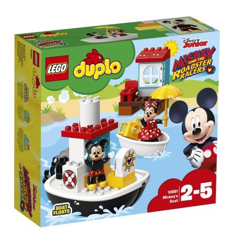LEGO - DUPLO® Jurassic World 10881 Mickeyho člun