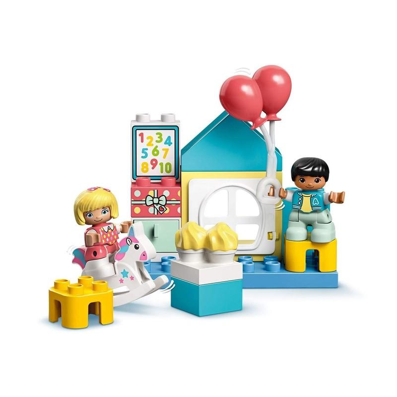 LEGO - DUPLO Town 10925 Pokojíček na hraní