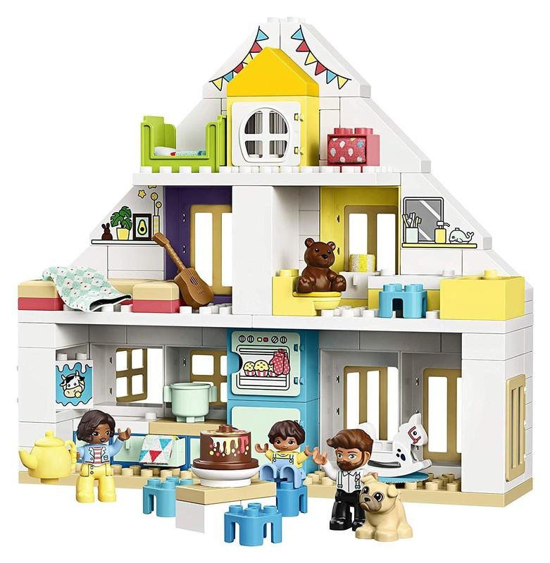 LEGO - DUPLO Town 10929 Domeček na hraní