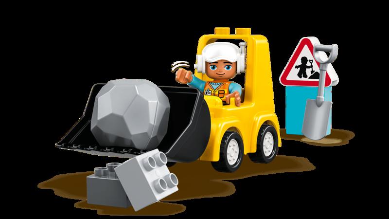 LEGO - DUPLO®10930 Buldozer