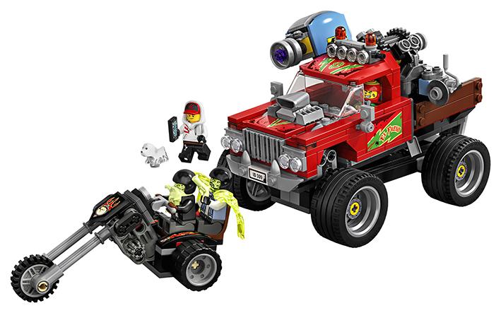 LEGO - El Fuegův Náklaďák