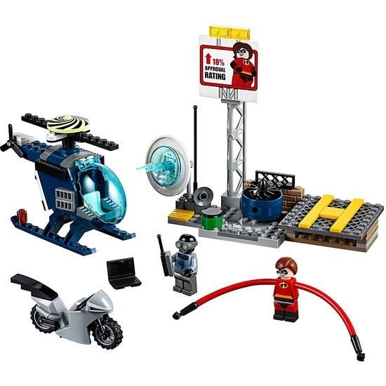 LEGO - Elastižena: Pronásledování Na Střeše