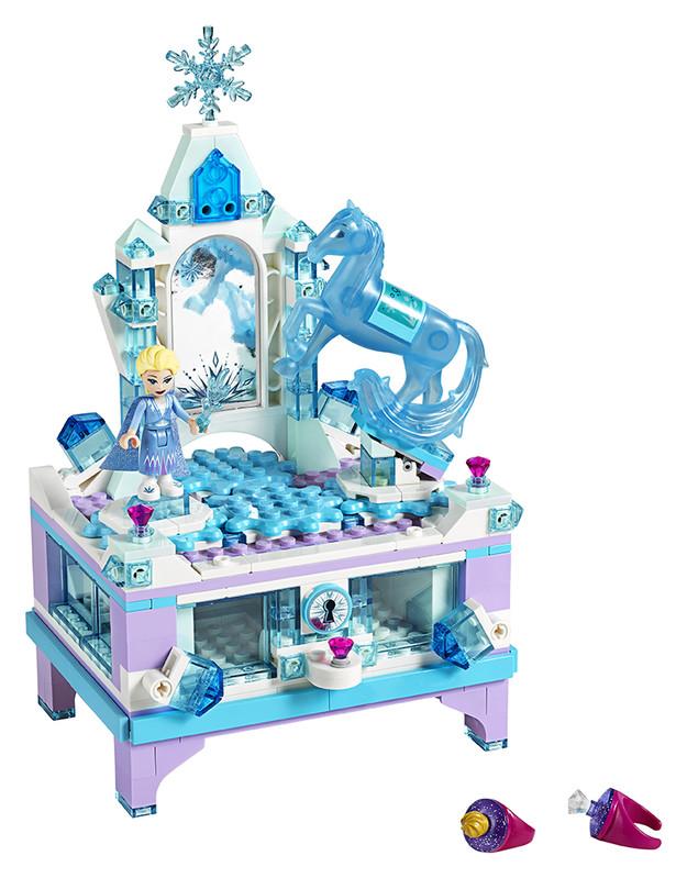LEGO - Elsina Kouzelná Šperkovnice