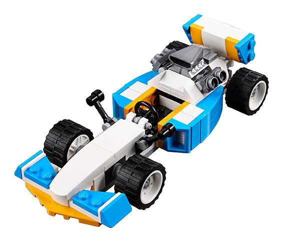 LEGO - Extrémní Motory
