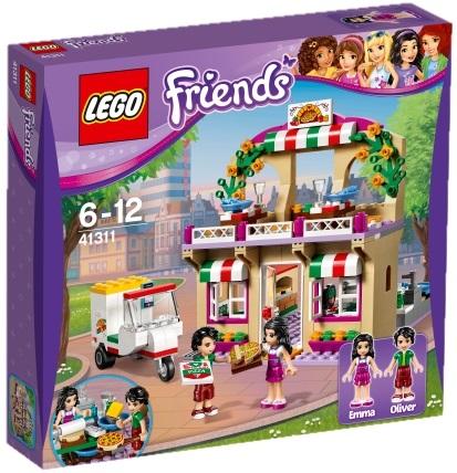 LEGO - Friends 41311 Pizzerie v městečku Heartlake